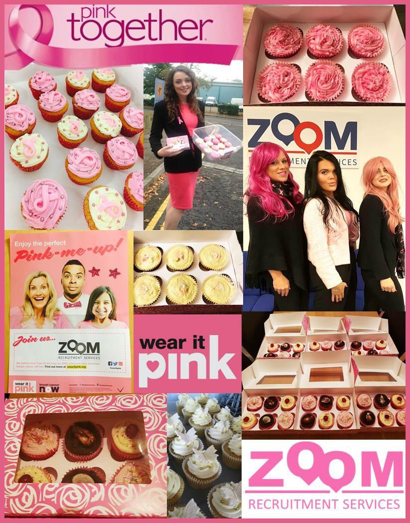 Zoom go Pink!