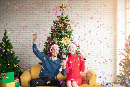 Recruitment Team at Christmas